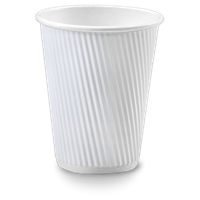 White Stock Cups