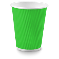 Pure Green Stock Cups