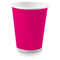 Hot Pink Stock Cups