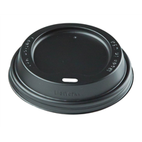 Black Dome Sipper Lids